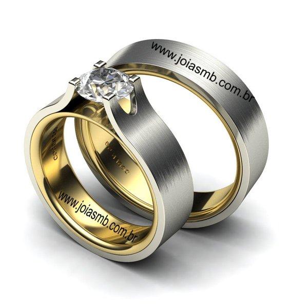 Alianças de Casamento Lorena