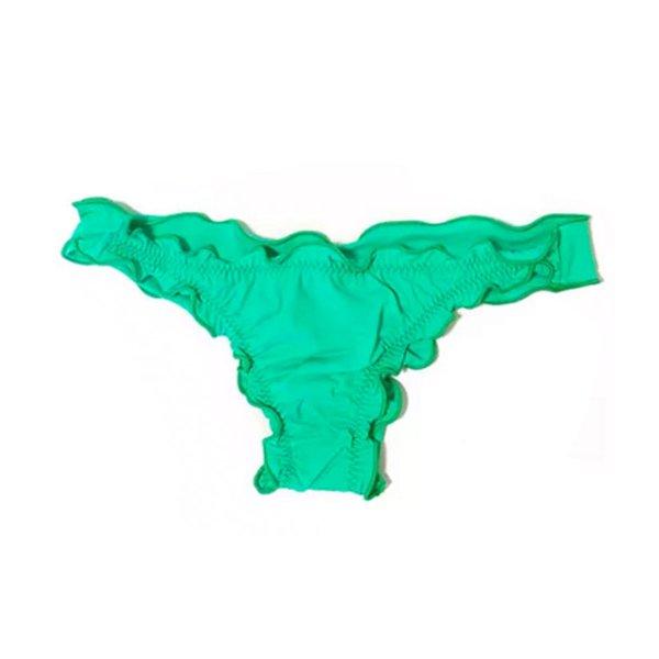 Colors Verde - Calcinha Inteira Ripple