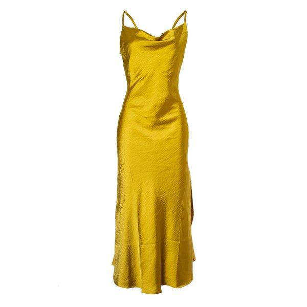 Colors - Sleep Dress Mostarda