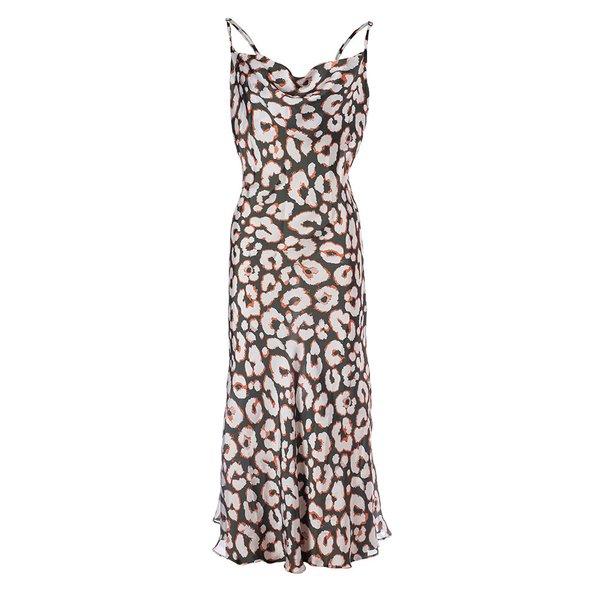 Safari Print - Sleep Dress