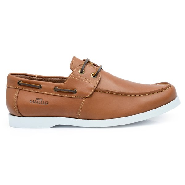 Deckshoes Samello Caoa Smooth - Papaya