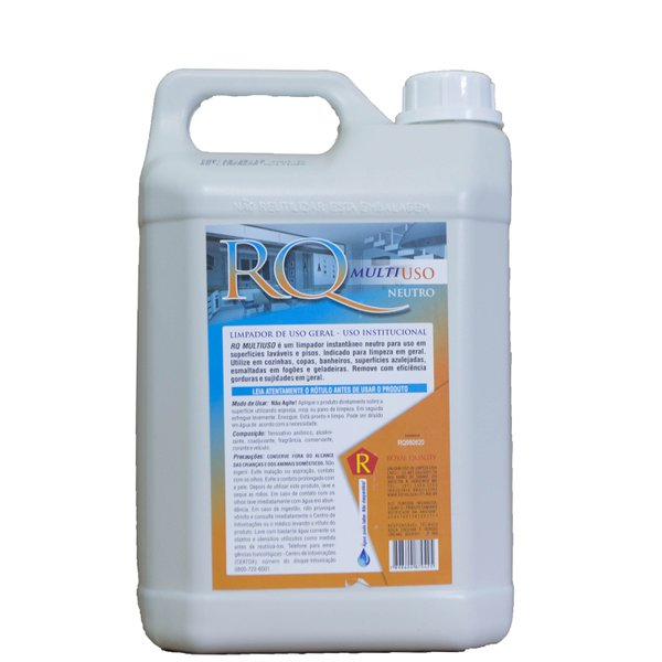 RQ Multiuso Neutro Royal Quality 5-LITROS