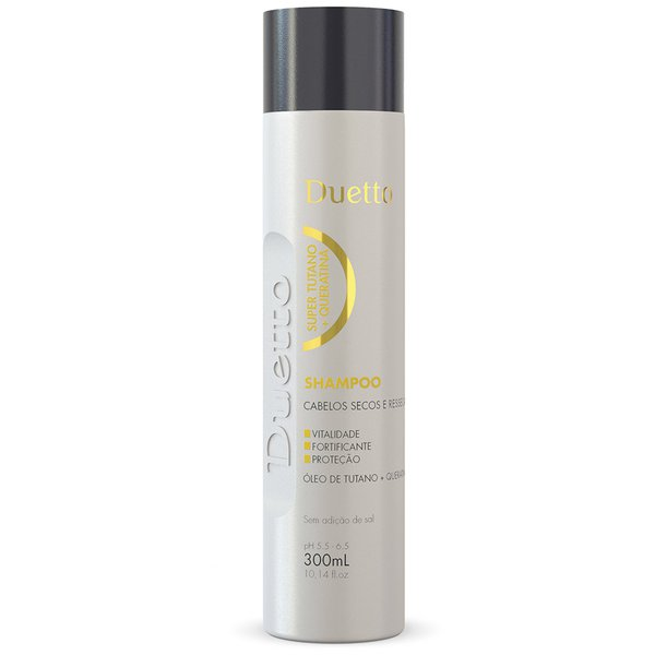 Shampoo Super Tutano + Queratina Duetto 300 ml