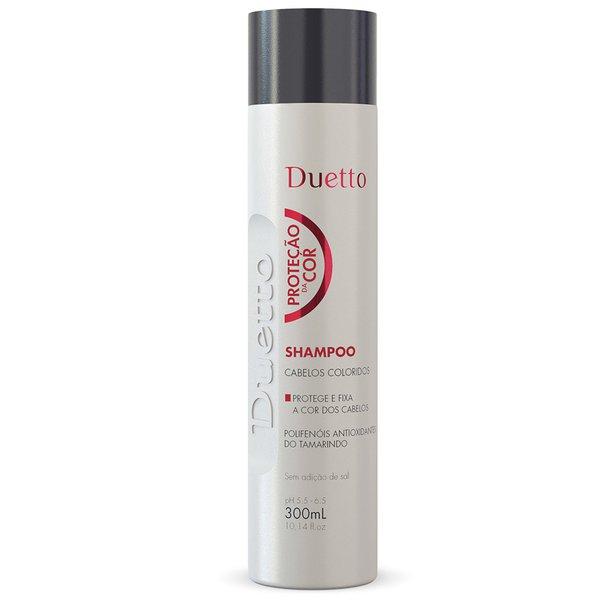 Shampoo Proteção Da Cor Duetto 300 ml