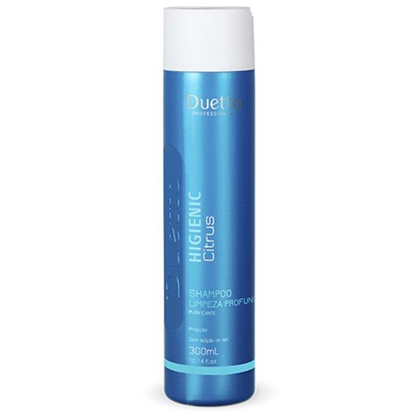 Shampoo Higienic Citrus C/Propolis Duetto 300ml