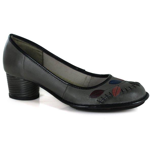 Sapato Em Couro Lolla Baixo Cannon J.Gean