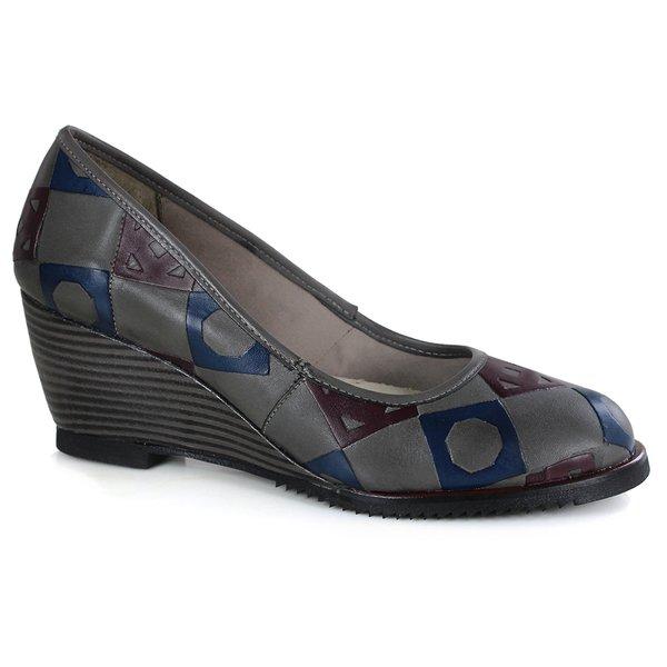 Sapato em Couro Susan Cannon CZ0012-13