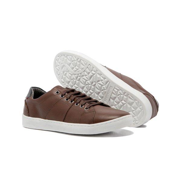 Sapato Masculino Quebec Hoorn Brown