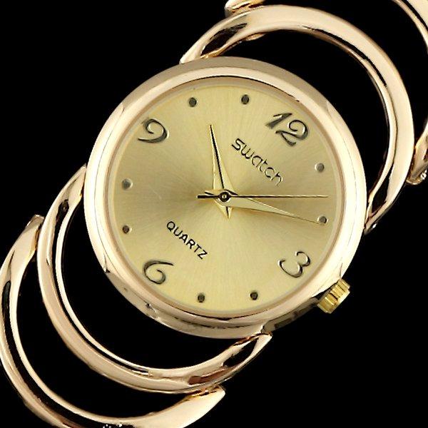 Relógio Feminino Bracelete Circular