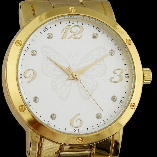 Relógio Feminino Borboleta
