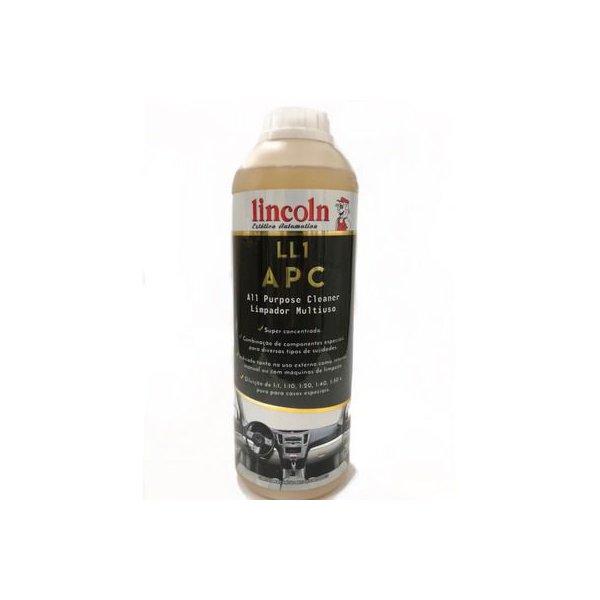 Lincoln Apc Ll1 - Limpador Multiuso - 1l - 624