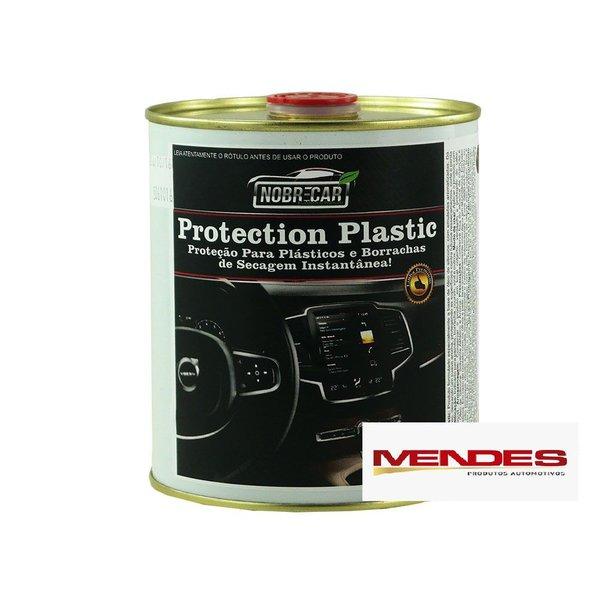 Protection Plastic (silicone Aromático) 900ml - Linha Premium (nobre Car) - 572