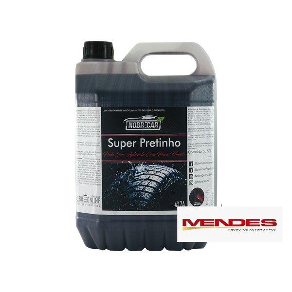 Super Pretinho 5l (nobre Car) - 580