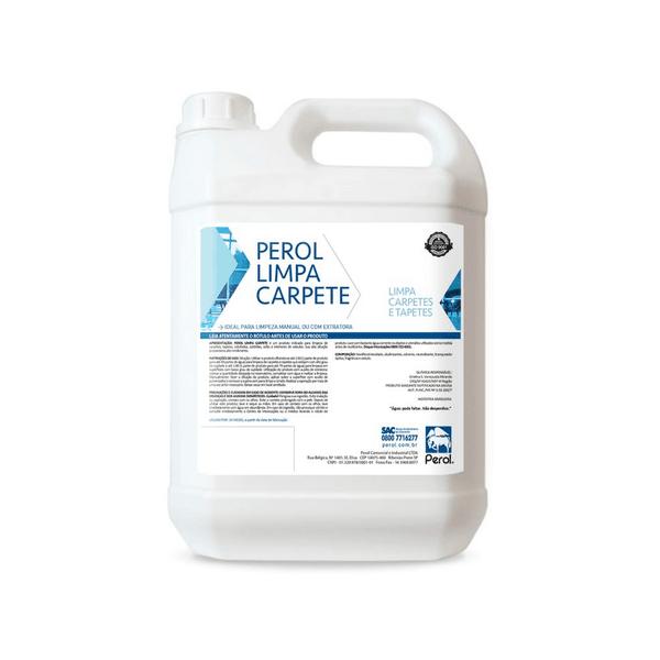 Limpa Carpete - 5L - Perol