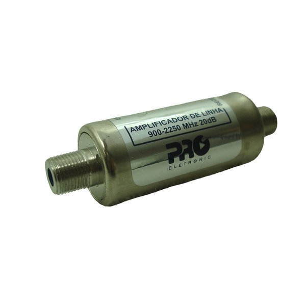 Amplificador de linha Satélite PQAL-2010