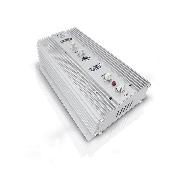 Amplificador de Potência 700MHz 50dB Bivolt