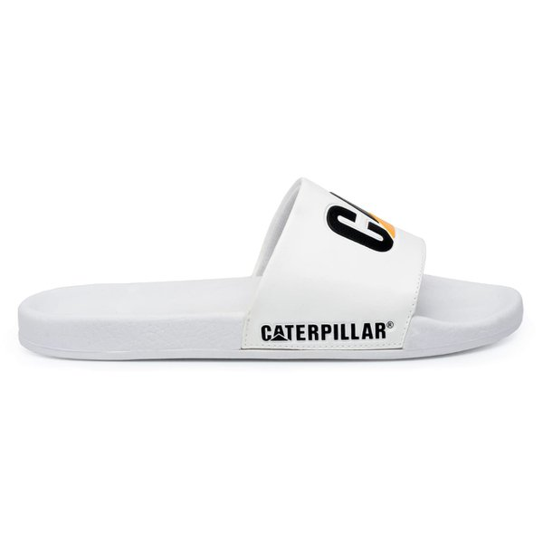 Chinelo Caterpillar Style - Branco