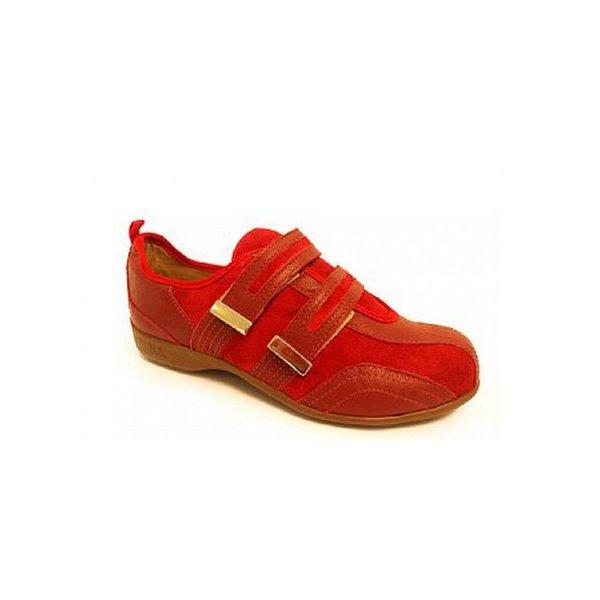 Sapato feminino - Vany Vermelho
