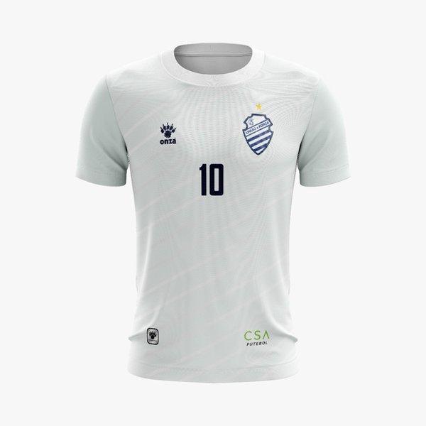 Camisa CSA Olímpico 2 Futebol