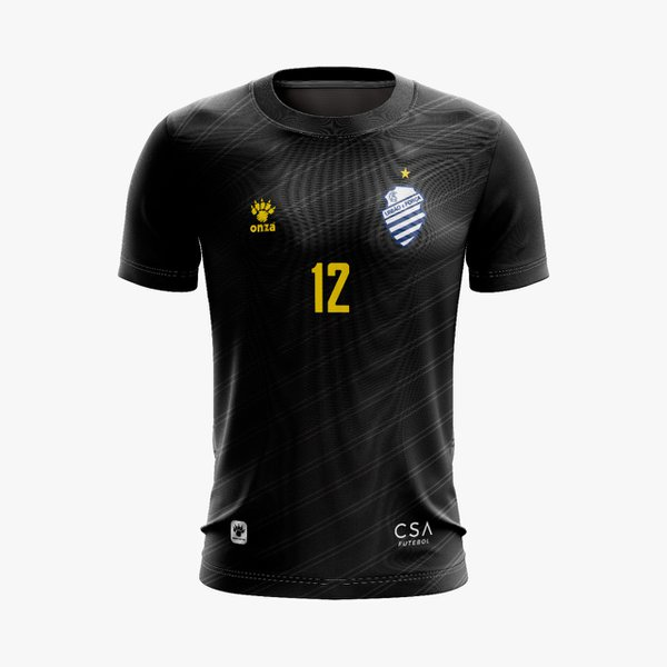 Camisa Goleiro CSA Olímpico 1 Futebol