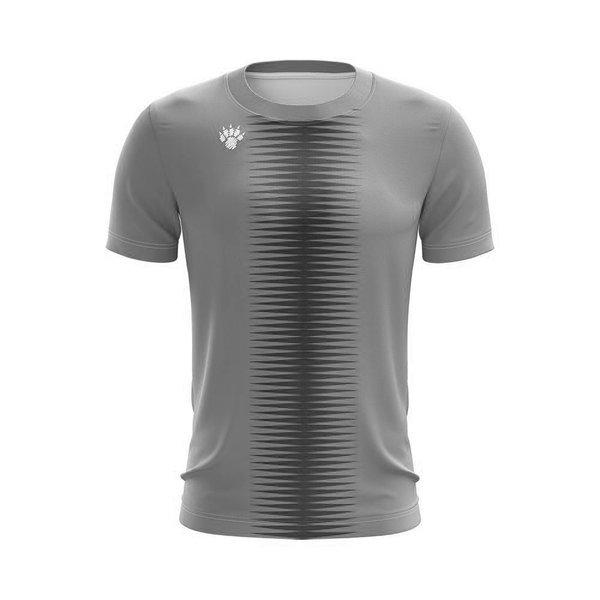 Camisa Casual Masculina Cinza