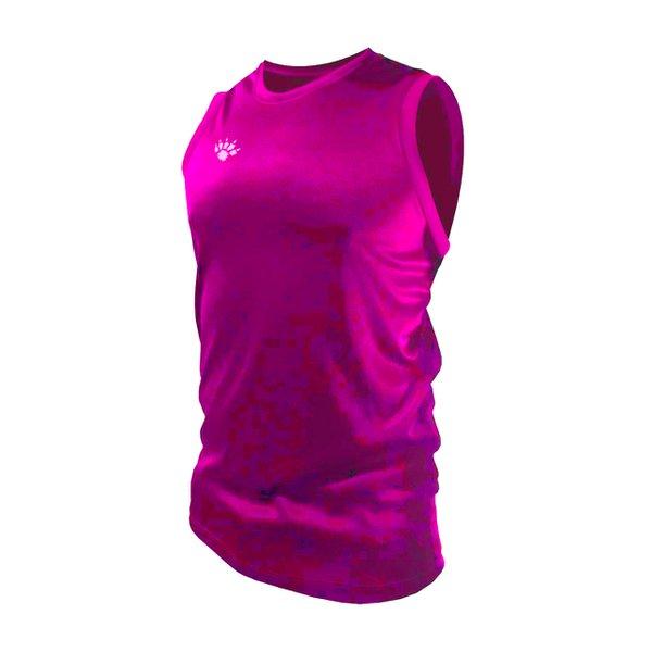 Camisa Regata Casual Masculina Rosa
