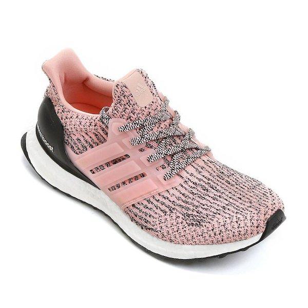 Tênis Adidas Ultra Boost RosaPreto