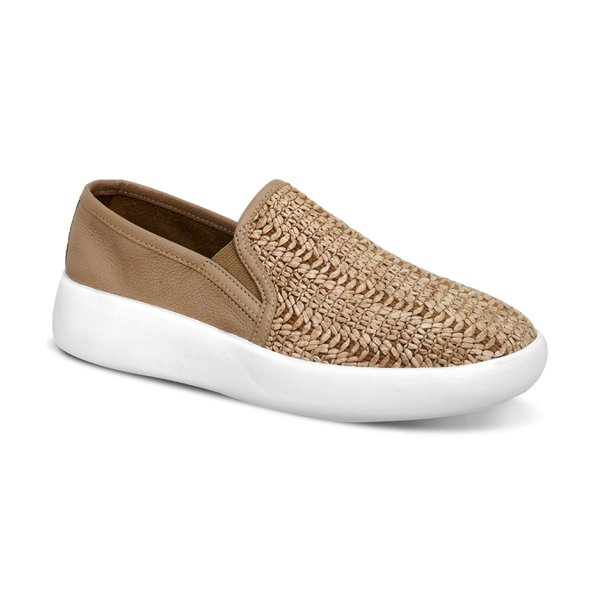 Slip On Rafia Natural