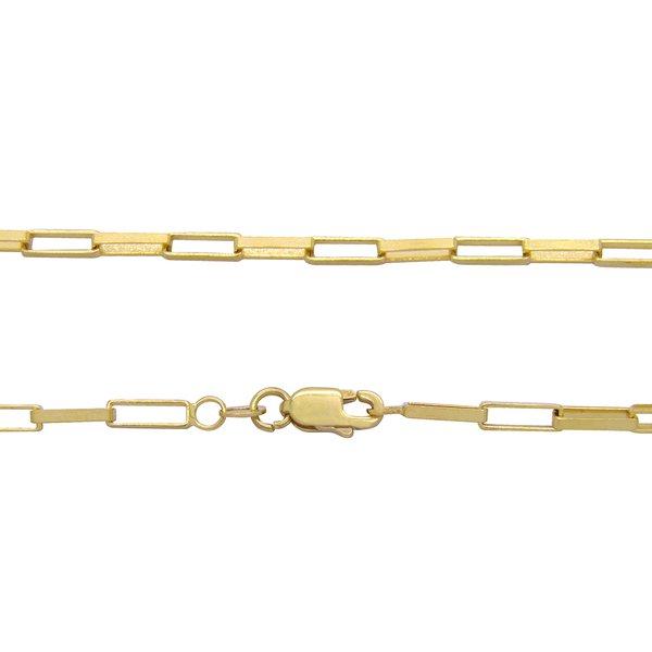 Corrente Cartier em Ouro 18 k