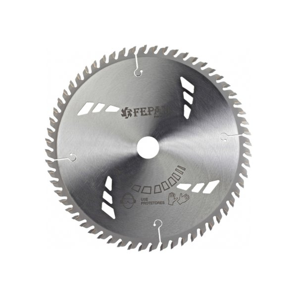 Disco de serra circular 185x36Z ED F.20/16 Fepam