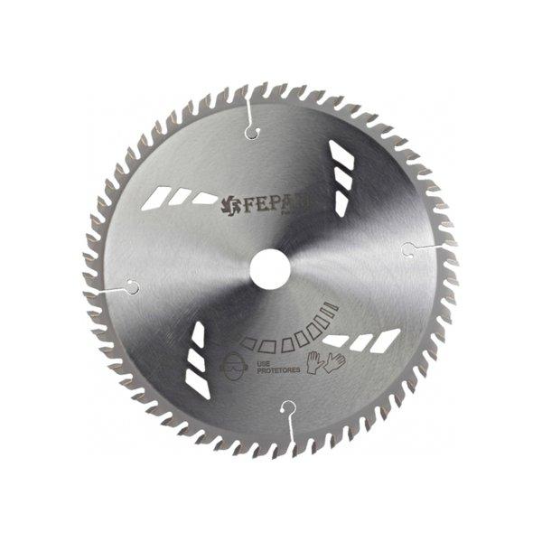 Disco de serra circular 185x60Z ED F.20/16 Fepam