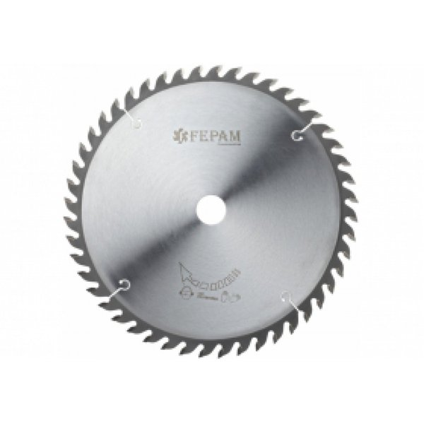 Disco de serra circular 200x48Z ED F.30 Fepam