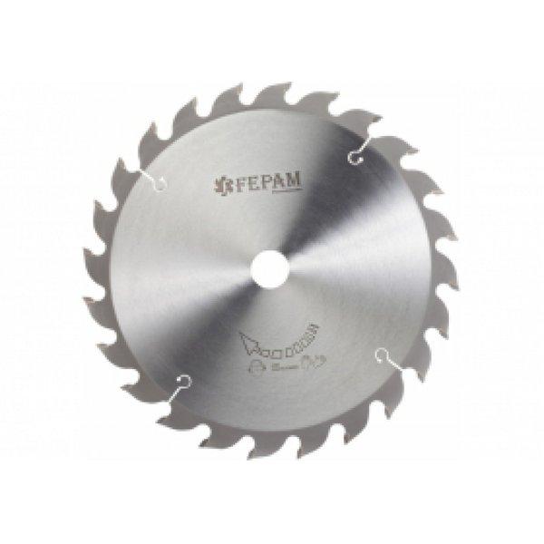 Disco de serra circular 350x24Z F.30 Fepam