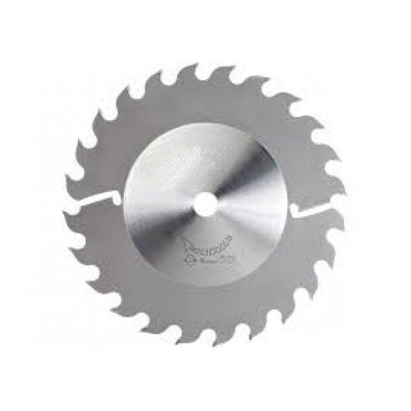 Serra Circular para Múltipla com 2 Limpadores 400 x 24z x 5,1/3,5 Cortec