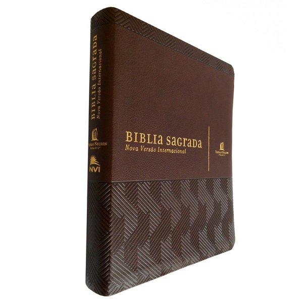 SUA BÍBLIA - MARROM