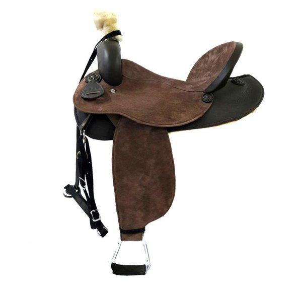 Sela em Neoprene Master Saddles - Marrom