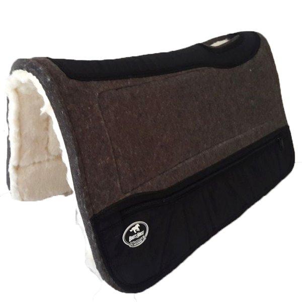 Manta Boots Horse Flex Top Quadrada - Peso