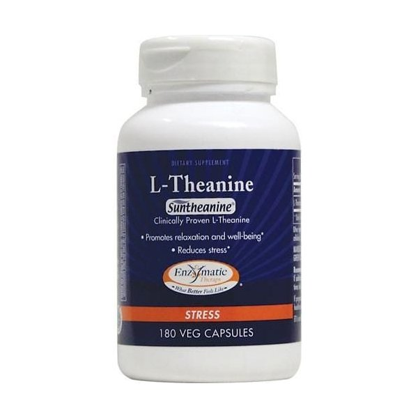 L-Theanine, Stress