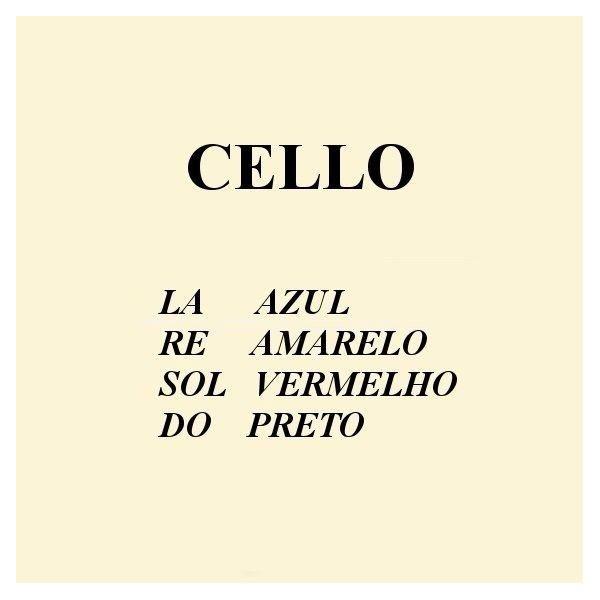 Cordas Avulsas Para Violoncelo Mauro Calixto