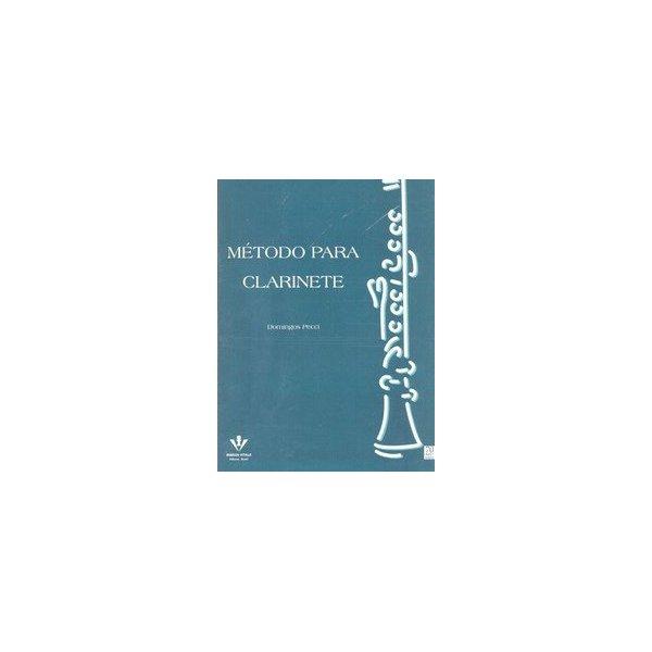 Método Para Clarinete Domingos Pecci