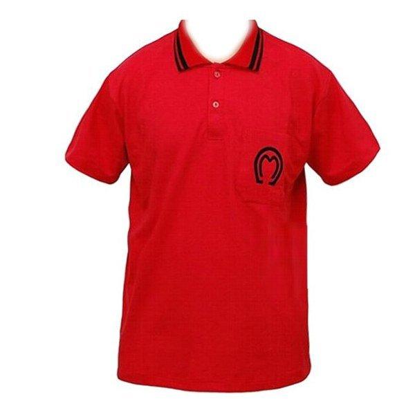 Camisa Mangalarga Infantil (Vermelha)