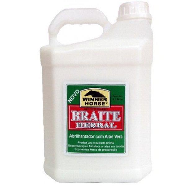 Braite Herbal Abrilhantador - 5 Litros