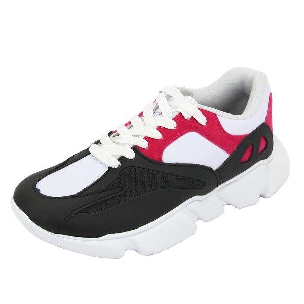 Tênis Chunky Sneaker Feminino Nesk By Selten Pink