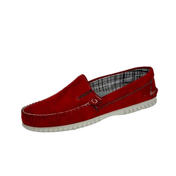 Sapatilha Selten Confortável Vermelha