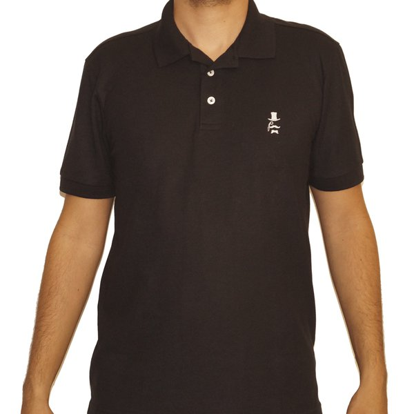 Polo Sir.W preto new