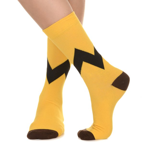 Meia SOCKS ON THE BEAT Icons CBrown