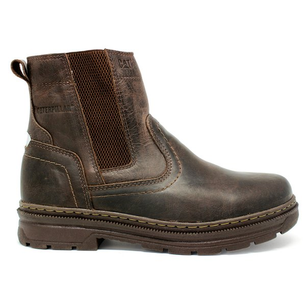 Bota Agriculture Masculina High Country 4455 Fossil Brown