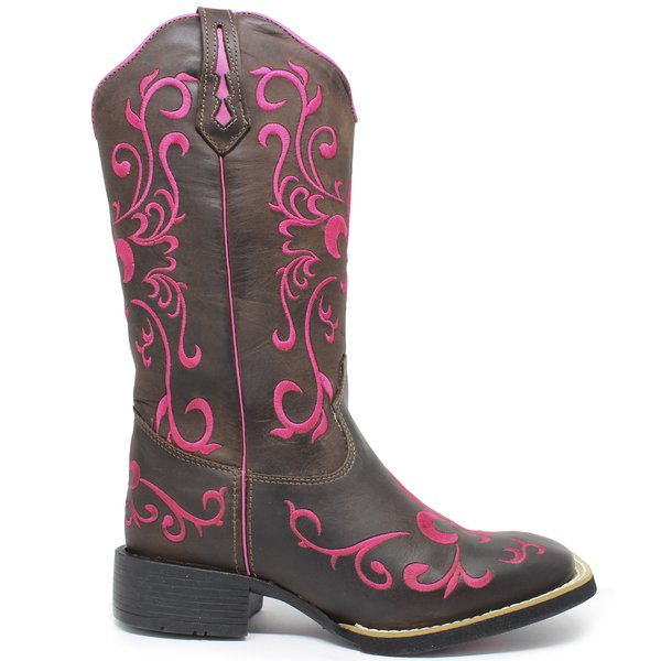 Bota Texana Feminina High Country 7913 Crazy Horse Café