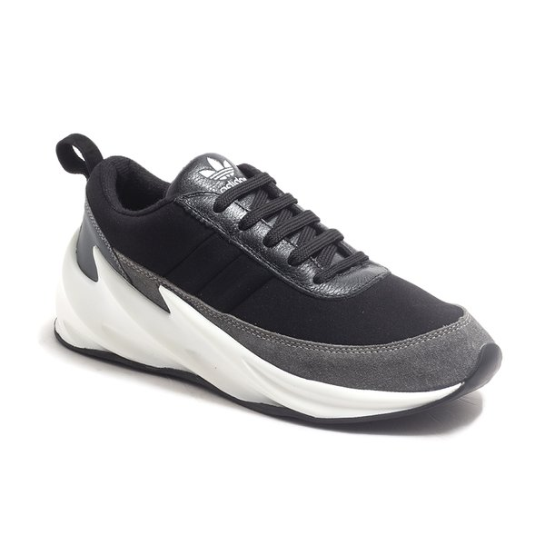 Adidas SHARKS boost PRETO/CINZA