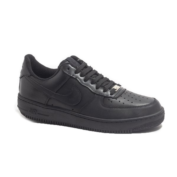NIKE Air Force PRETO PRETO